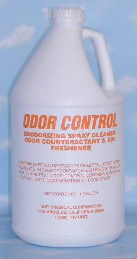 Odor Control 174 Deodorizing Spray Cleaner